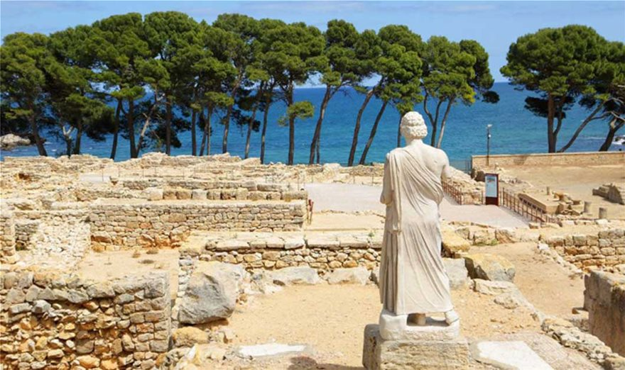 Οι αποικίες των αρχαίων Ελλήνων σε Ευρώπη, Ασία και Αφρική και το «γενετικό αποτύπωμά» τους