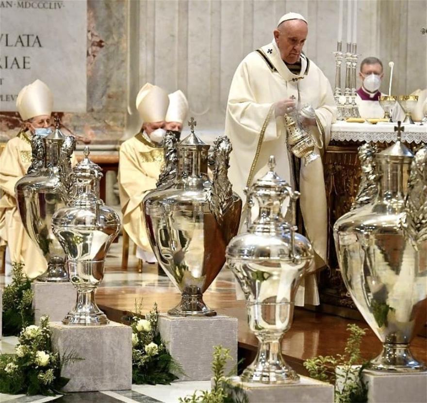 vatican insta easter