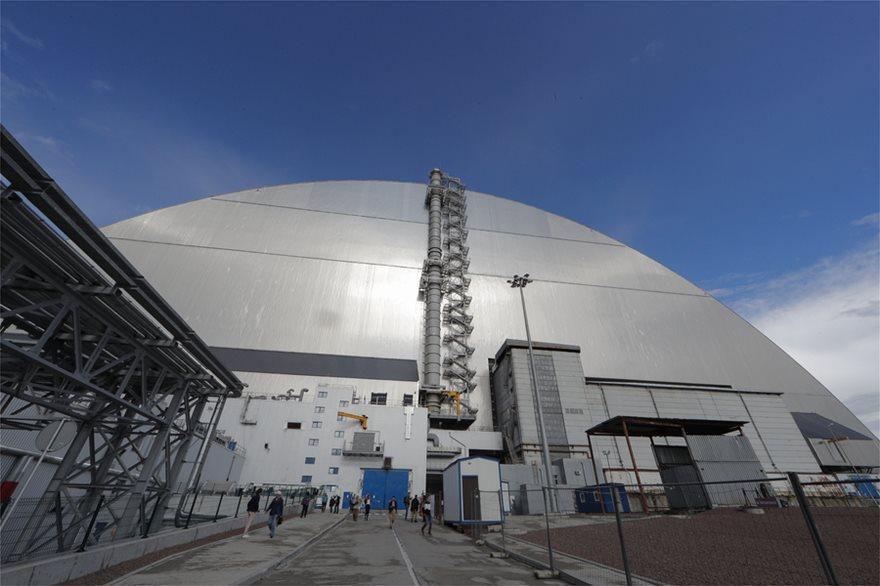 Τσερνόμπιλ: Φόβοι για νέα έκρηξη σε απρόσιτο θάλαμο στο πυρηνικό εργοστάσιο