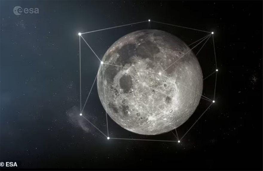 Επιχείρηση Moonlight: Πώς η Σελήνη θα γίνει η «8η Ήπειρος» του ανθρώπου - Φωτογραφίες από το σχέδιο της ESA