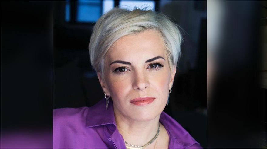 Η γ.γ. Αντεγκληματικής Πολιτικής κυρία Σοφία Νικολάου