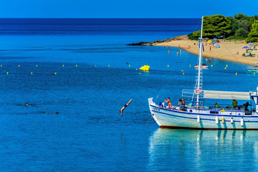 Halkidiki-Lagomandra-beach-Sithonia
