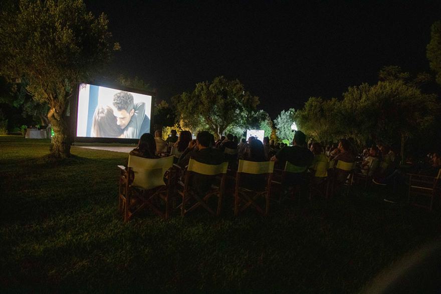 «Η Γη της ελιάς»: Φωτογραφίες από την avant-première - Τι θα δούμε στα πρώτα επεισόδια
