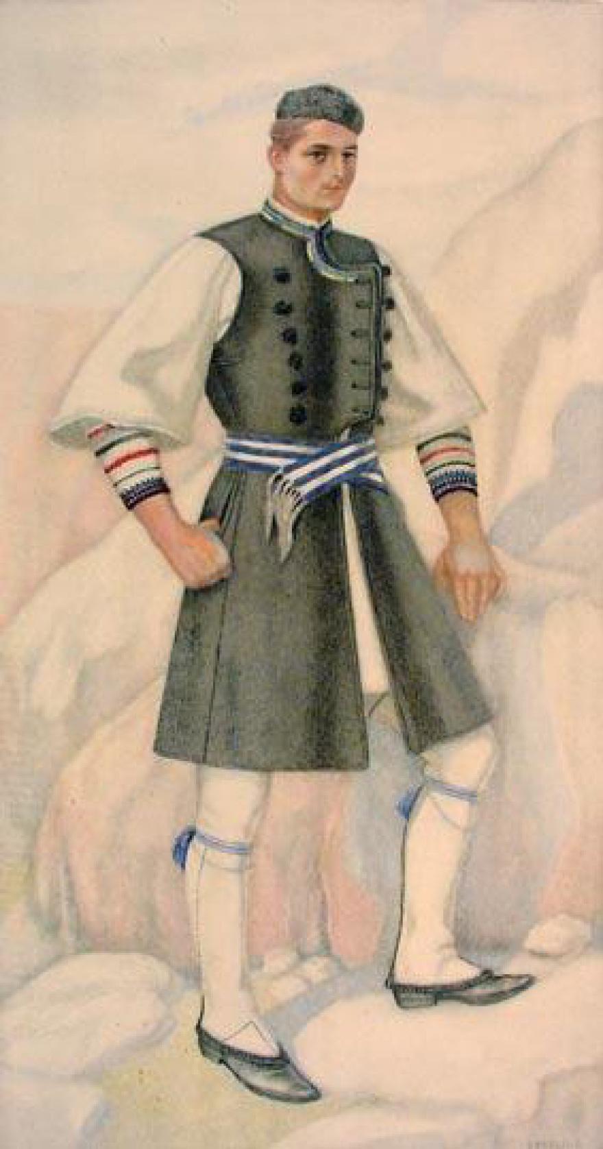 greeks-in-north-macedonia-Macedonia_Greek_Costume_Boufi