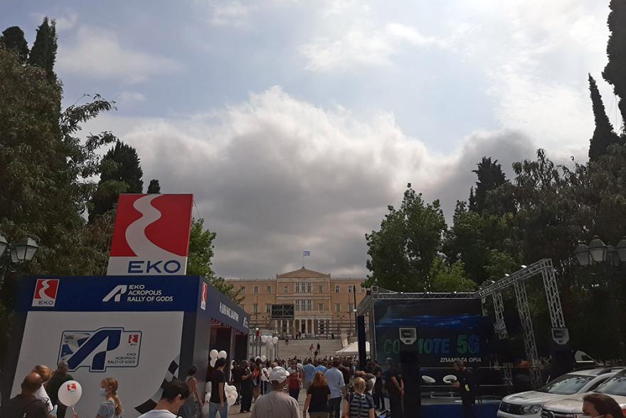 Η Αθήνα αλλάζει και ετοιμάζεται για το Ράλι Ακρόπολις