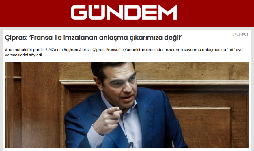 gundem